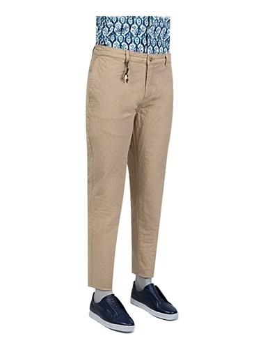 TWN Slim Fit Chino Pantolon Bej